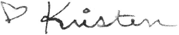 Kristen Rugile Signature